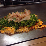37638457 - 辛麺肉玉 (半玉 ネギかけ大 )