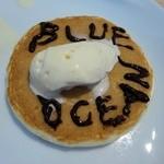 ブルー オーシャン カフェ - パンケーキ