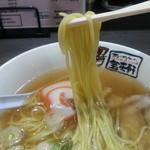 宝来軒 - 料理写真:細麺ストレート