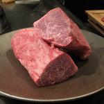 神戸牛高倉 - 神戸牛 極上赤身ステーキ ラムシン