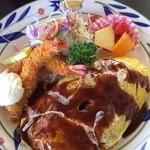 安曇川スポーツセンターレストラン - 日替わりランチ