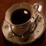 ムッシュたけぞう - コーヒー