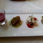 オ・プレチェネッラ - ランチ_前菜