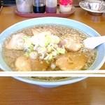 大ちゃんラーメン - 料理写真:チャーシューメン大盛 900円