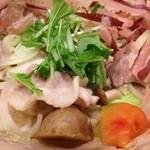 大戸屋 - 野菜たっぷり!