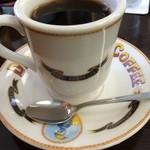 琥珀亭 - 琥珀亭のコーヒー