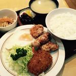 三平食堂 - もちろん三平定食!750