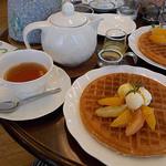 ディンブラ紅茶専門店 - 紅茶とセットで