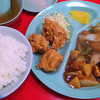 Tansui - 料理写真:中華定食