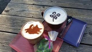 仏果堂 - 仏果山の麓で最高の珈琲が頂けるロケーションカフェ