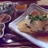 カフェ ブリックス - 料理写真:日祝限定高菜オムライスランチ