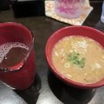 麺 藏藏 - 豚骨のつけ汁