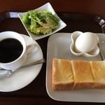 Cafe.C.C - モーニング380円