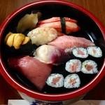さくら寿司 - 料理写真:出前(((o(*゚▽゚*)o)))