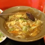 喜久龍 - チャンポン麺