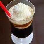 37648367 - ウィンナーコーヒー(アイス)¥620(H27.5.5撮影)