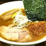 麺屋 あさ蔵 - 煮干醤油