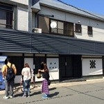 田中料理店 - 店の外観 ※2015年5月