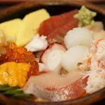 くるま寿し - 海鮮丼はめっちゃ入ってる!!