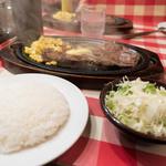 テキサス - ダイナマイトステーキ