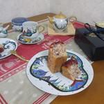 歐林洞 - パウンドケーキ 薔薇