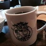 バッドアスコーヒー - コーヒー(アップ)