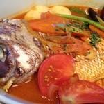 37655926 - 本日のお魚と貝のブイヤベース