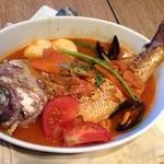 37655928 - 本日のお魚と貝のブイヤベース