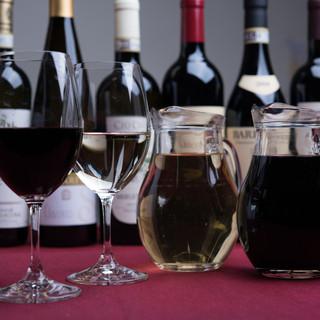 本日のおすすめグラスワイン3杯セット