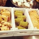 エイチアンドエヌスタイル ヨンニーマルカフェ - スコーン、抹茶がとっても美味しい❗