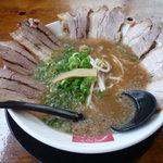 夢っ志愈亭 - ばら肉チャーシューめん(醤油味)