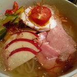 韓屋台 李俊 - 「冷麺」夏季限定!スープも麺ものどごし爽やか♪