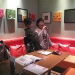 SLOW +K 中洲gate's店 - コレは茶道の先輩達と一緒に♪ラブホやないけど(笑)、「いろんな部屋」があるので、選ぶ楽しみがあります。