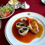 レストラン ラ・メール - ロールポーク&チキン
