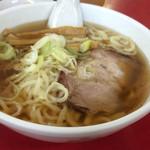 37660228 - ラーメン¥650 スープが旨い!