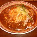 レストラン くれそん - 「チキンオムライス」(992円)、