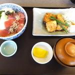 37661869 - 魚がし定食 税込¥950