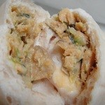 夷知床 - 鮭のチャンチャン焼が中華まんに『知床チェプ饅』