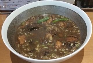 アンチエイジングレストラン 薬膳ラーメンドラゴン - 肉骨茶(バクテー)