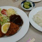 洋食フジイ - Bランチ