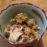 さかい - 【27.5.5】蟹味噌。