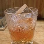 さかい - 【27.5.5】ウイスキーをロックで。