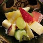37667950 - フルーツヨーグルトサラダ