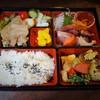 野分 - 料理写真:鎌倉御膳950円也