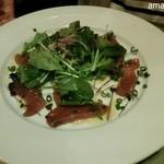 マンマパスタ - シェフセットの前菜は数品から選択できる