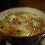 T2 スミコウテツ - ☆鶏スープは具だくさん!(^^)!☆