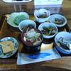 そば処 西村屋 - 料理写真:山菜セット¥1700
