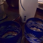 海平商店 - 広島ですから、やっぱり賀茂鶴を♪