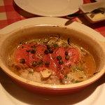 イブローニュ - イワシのマリネ オーブン焼き