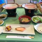 ホテルホゥルス志賀高原 - 料理写真:朝食全景